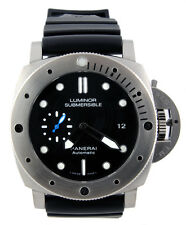 PANERAI PAM 1305 Pam1305 Luminor Submersible Titanium 47mm 3 day 1950
