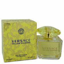 Versace Yellow Diamond Perfume By Versace 6.7 oz Eau De Toilette Spray For Women