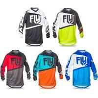 Fly Racing F16 F-16 Jersey Shirt Top Motocross MX Off Road Moto Cross Dirt Bike