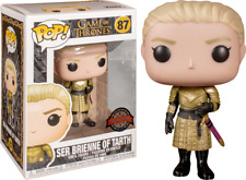 SER BRIENNE OF TARTH #87 FUNKO POP! FIGURE - GAME OF THRONES SPECIAL EDITION