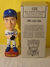 Hideo Nomo SAM Bobblehead MINT NIB
