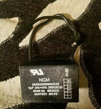 NGM CEILING CAPACITOR 6 MFD 250 VAC 50/60 HZ