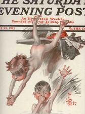 Saturday Evening Post - May 22, 1915