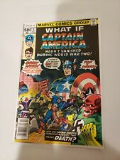 What If? Vol 1 #5 (1977-10, Marvel) What If Captain America and Bucky Had Lived?