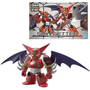 SD Crossing Silhouette CS Model Kit di Montaggio Shin Getter Originale Bandai