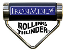 IronMind | Rolling Thunder Revolving Deadlift Handle | Grip Forearm Strength |