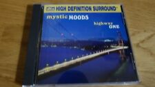 DTS AUDIO CD - The Mystic Moods Orchestra: Highway One - 20 BIT 5.1 CHANNEL