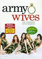 Army Wives Season 5 Fifth TV Series Region 4 New DVD (3 Discs)
