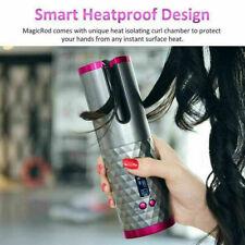 Ferro per capelli ricci senza fili Automatico Capelli Arricciacapelli Ferro USB