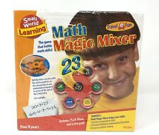 Small World Learning Math Magic Mixer game education classroom teacher Travel a