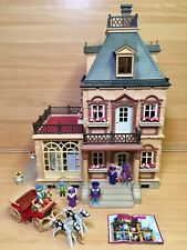 PLAYMOBIL Custom Build Vittoriano casa arredata & le figure 5300 Villa
