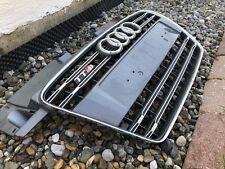 Original Audi TTS Kühlergrill Chromgrill TT RS 8J Grill Frontgrill Gitter