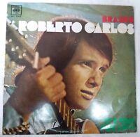 Roberto Carlos It's Time For Love Brazil's CBS BPG 63408 Vinyl LP