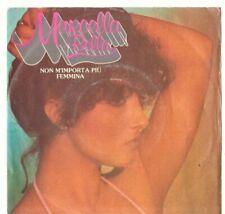 45 GIRI 7'' - MARCELLA BELLA - NON M'IMPORTA PIU' - FEMMINA - disco vinyl record