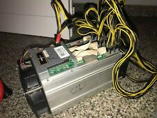 USED Bitmain AntMiner S7 ASIC BitCoin Miner 4 TH/s (PSU INCLUDED) USA