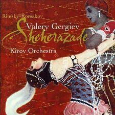 Valery Gergiev - Scheherazade [New CD]