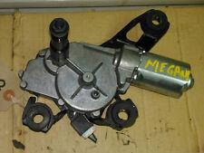 02-08 RENAULT MEGANE MK2 REAR WIPER MOTOR BOSCH 8200080900