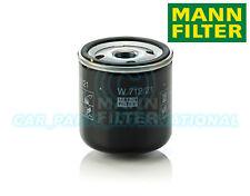 Mann Hummel repuesto de calidad OE Filtro de aceite del motor W 712/21
