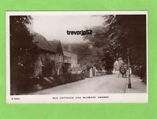 Old Cottages Widmore Grange Nr Bromley unused RP pc WHS Kingsway Ref A795