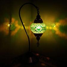 Lampe de table vert pour le bureau