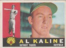 1960 Topps Baseball Al Kaline