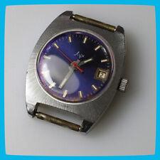 LUCH Soviet Russian USSR CCCP Women's Ladies Mechanical Wind up Watch Wristwatch