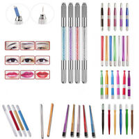 Multi Metal Microblading Tattoo Holder Machine Permanent Eyebrow Lip Pen Tools