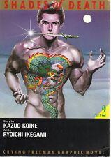 Kazuo Koike/Ryoichi Ikegami: Shades of Death lnglese Freeman part 2