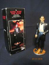 Rhett Butler Clark Gable Gone With the Wind Limited Edition Figurine In Box GWW4