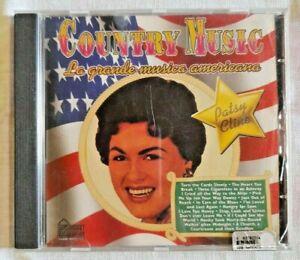 COUNTRY MUSIC LA GRANDE MUSICA AMERICANA Patsy Cline Musica CD