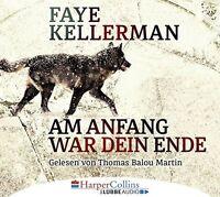 AM ANFANG WAR DEIN ENDE - KELLERMAN,FAYE  6 CD NEU