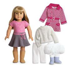 NIB American Girl Doll #52 Long Blonde Hair Green Eyes Clothing LOT