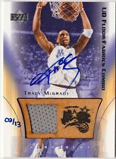 2004-05 Ultimate Collection TRACY MCGRADY Auto Jersey Buybacks #d 13