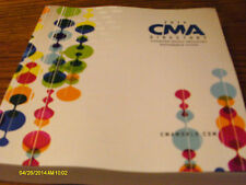 CMA 2014 Directory Book & Reference Guide