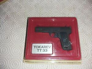 Replica modellino pistola  - TOKAREV TT 33 -  Collezione Fabbri scala 1  : 2,5