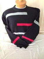 NWT New Mens Black, Grey,  Pringle Faldo Crewneck S,M,L,XL  Sweater  $90 value