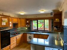 complete kitchen units used