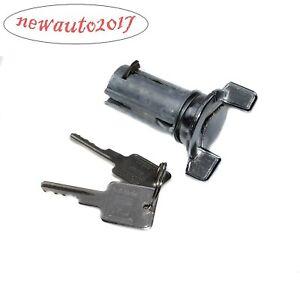 607893 New Ignition Key Switch Lock Cylinder for GM CHEVY Chevrolet Malibu Nova