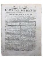 Ceremonia Las Estados Generales 1789 Haraucourt Marquis De Talaru Delfina Adel