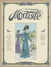 The Edwardian Modiste : 85 Authentic Patterns with Instructions, Fashion Plates