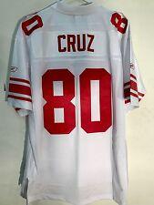 Reebok Premier NFL Jersey New York Giants Victor Cruz White sz 2X 56b3bcf71