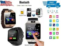 Latest Bluetooth Smart Watch For Samsung Galaxy S8 S9 S10 Note 9 iphone X XS XR