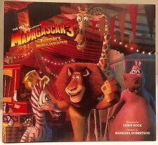 The Art of Madagascar 3 Europe's Most Wanted DreamWorks Hardcover NEW