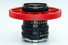Cinematics follow focus gear ring Belt 60~70mm red for dslr lens focus gears 0.8