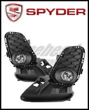 Spyder Mazda 3 2012-2013 4Dr/5Dr OEM Fog Lights w/Switch Clear