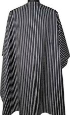 Professional Stripe Barber Cutting Cape By Vincent Black