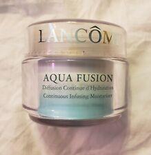 Lancome AQUA FUSION continuous infusing moisturizer 1.7oz NEW FREE SHIPPING
