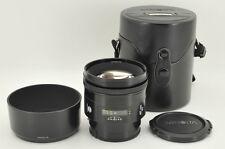 *Excellent+++* Minolta AF 85mm f/1.4 for Sony Alpha w/ Hood from Japan #0755