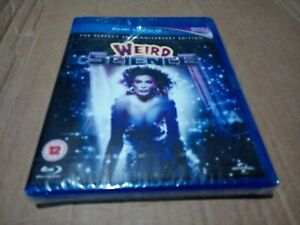 WEIRD SCIENCE BD/UV - 30TH Anniversary new sealed