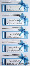 Artoz Artwork 3D-XL-Sticker, Herzlichen Glückwunsch